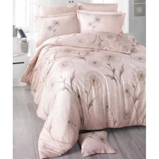 Стилно спално бельо от 100% сатениран памук -  Loop V1 от StyleZone