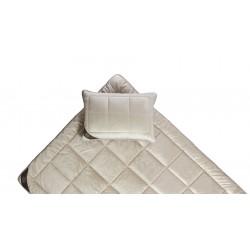 Комплект - завивка и възглавница Sleep Basics от StyleZone