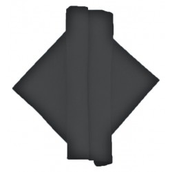 Комплект 4бр. подложки за хранене - ЧЕРНО от StyleZone