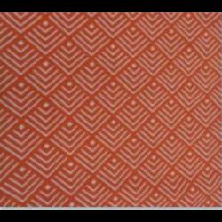 Стилен тишлайфер за маса - ГЕОМ ОРАНЖ от StyleZone