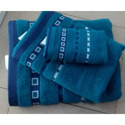 Хавлиени кърпи Микропамук Мишел - Петрол от StyleZone