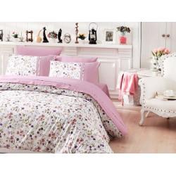 Лимитирана колекция спално бельо от 100% памук - PATARA PUDRA от StyleZone