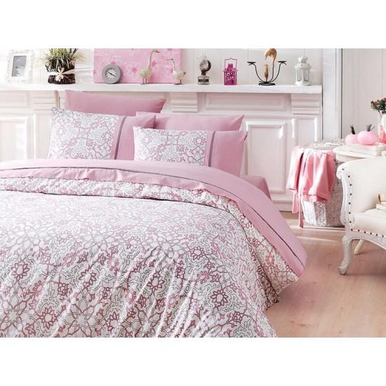 Лимитирана колекция спално бельо от 100% памук - BEARRIZ PUDRA от StyleZone