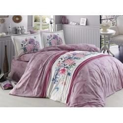 Лимитирана колекция спално бельо от 100% памук - NORA от StyleZone