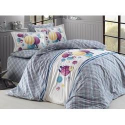 Лимитирана колекция спално бельо от 100% памук - HALLEY от StyleZone