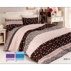Българско спално бельо от 100% памук - МАРОН от StyleZone