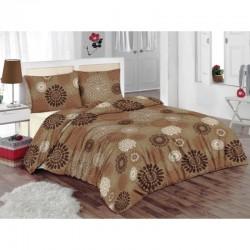 Спално бельо от 100% памук с олекотена завивка - САЛУТ от StyleZone