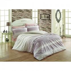 Спално бельо от 100% памук с олекотена завивка - СЕЛЕНА от StyleZone