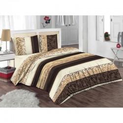 Спално бельо от 100% памук с олекотена завивка - СУШИ от StyleZone
