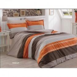 Спално бельо от 100% памук с олекотена завивка - СЪНИ от StyleZone