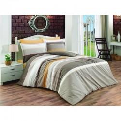 Спално бельо от 100% памук с олекотена завивка - ТЕРЕЗА от StyleZone