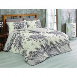 Спално бельо от 100% памук с олекотена завивка - МАРИСА от StyleZone