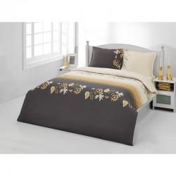 Спално бельо от 100% памук с олекотена завивка - БЕЛ АМИ от StyleZone