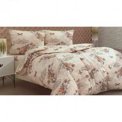 Спално бельо от 100% памук с олекотена завивка - ДРИЙМ от StyleZone