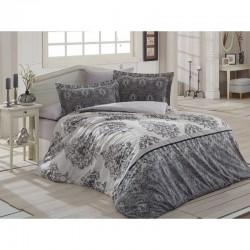 Спално бельо от 100% памук с олекотена завивка - АФРОДИТА от StyleZone