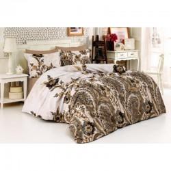 Спално бельо от 100% памук с олекотена завивка - АДЕЛ от StyleZone