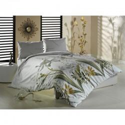 Спално бельо от 100% памук с олекотена завивка - ДЕМЕТ от StyleZone