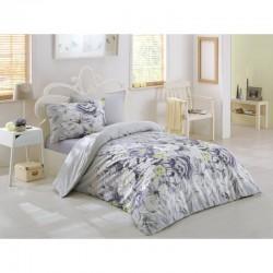 Спално бельо от 100% памук с олекотена завивка - ИМПРЕСИЯ от StyleZone