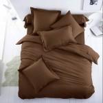 Едноцветна калъфка 80/80 от 100% памук ранфорс от StyleZone
