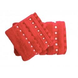 Хавлиени кърпи Микропамук Мишел - Корал от StyleZone