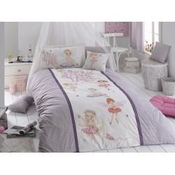 Юношеско спално бельо делукс от 100% памук  - Fairy от StyleZone