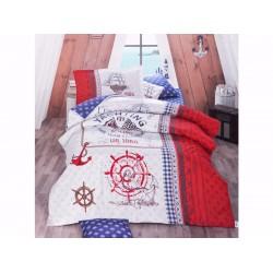 Юношеско спално бельо делукс от 100% памук - Alesta от StyleZone