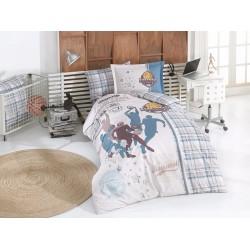 Юношеско спално бельо делукс от 100% памук  -  Asist V2 от StyleZone