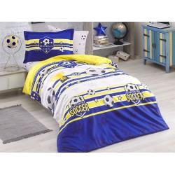 Юношеско спално бельо делукс от 100% памук - Forza V1 от StyleZone