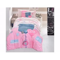 Юношеско спално бельо делукс от 100% памук - Modalife от StyleZone