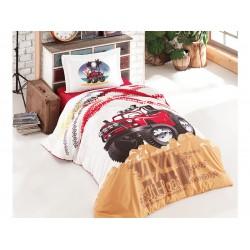 Юношеско спално бельо делукс от 100% памук - Off Road от StyleZone