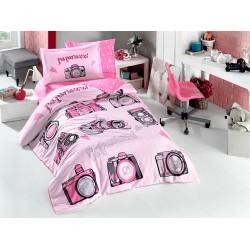 Юношеско спално бельо делукс от 100% памук - Paparazzi от StyleZone