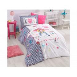 Юношеско спално бельо делукс от 100% памук - Puka от StyleZone