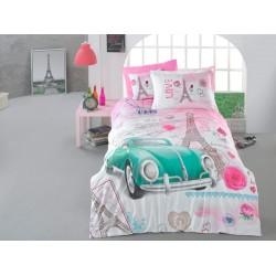 Юношеско спално бельо делукс от 100% памук - Romantic от StyleZone