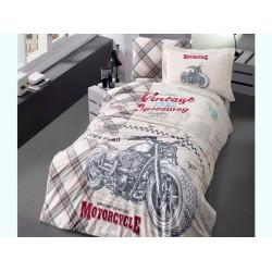 Юношеско спално бельо делукс от 100% памук - Speedway от StyleZone