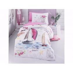 Юношеско спално бельо делукс от 100% памук - Voyage от StyleZone