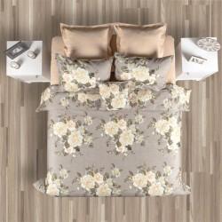 Спално бельо от 100% памук с олекотена завивка - ДЕЙНА от StyleZone