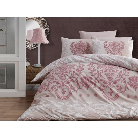 Лимитирана колекция спално бельо от 100% памук - DALYAN PUDRA от StyleZone