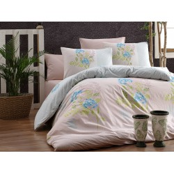 Лимитирана колекция спално бельо от 100% памук - ORTANCA от StyleZone