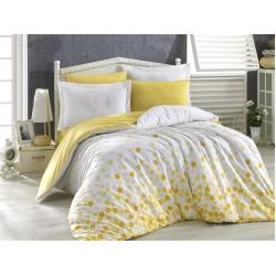 Луксозно спално бельо от 100% памук поплин - STAR'S SARI от StyleZone