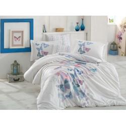 Луксозно спално бельо от 100% памук поплин - SUENO YESIL от StyleZone