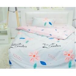 Юношеско спално бельо от 100% памук - Градина от StyleZone