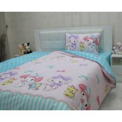 Юношеско спално бельо от 100% памук - Джена от StyleZone