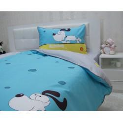 Юношеско спално бельо от 100% памук - Макс от StyleZone