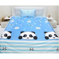 Юношеско спално бельо от 100% памук - Панди от StyleZone