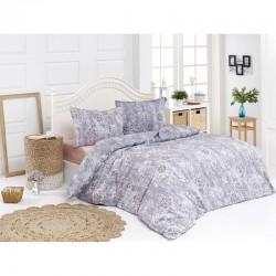 Спално бельо от 100% памук с олекотена завивка - НЕДА от StyleZone