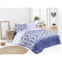 Спално бельо от 100% памук с олекотена завивка - ВАЛЕРИЯ от StyleZone