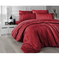 Спално бельо делукс сатен - NEW TREND KIRMIZI от StyleZone