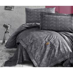Лимитирана колекция спално бельо от 100% памук - JEANS GRI от StyleZone