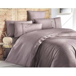 Лимитирана колекция спално бельо от 100% памук - MEAGEN LEYLAK от StyleZone
