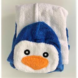 Детски халат за баня 100% Микропамук - ПИНГУИ от StyleZone